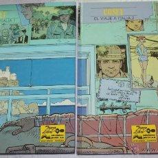 Fumetti: EL VIAJE A ITALIA (TOMOS Nº1 Y Nº2- COMPLETA-) DE COSEY (MUY BUENA RELACIÓN CALIDAD/PRECIO). Lote 40356894