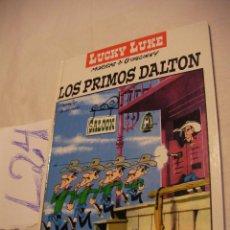 Cómics: COMIC LUCKY LUKE - LOS PRIMOS DALTON. Lote 40465574