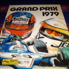 Cómics: GRAND PRIX 1979 Nº 1. GRIJALBO 1980. Y RARO.. Lote 40594208
