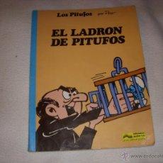 Cómics: LOS PITUFOS Nº 10, TAPA BLANDA, EDITORIAL GRIJALBO. Lote 40649543