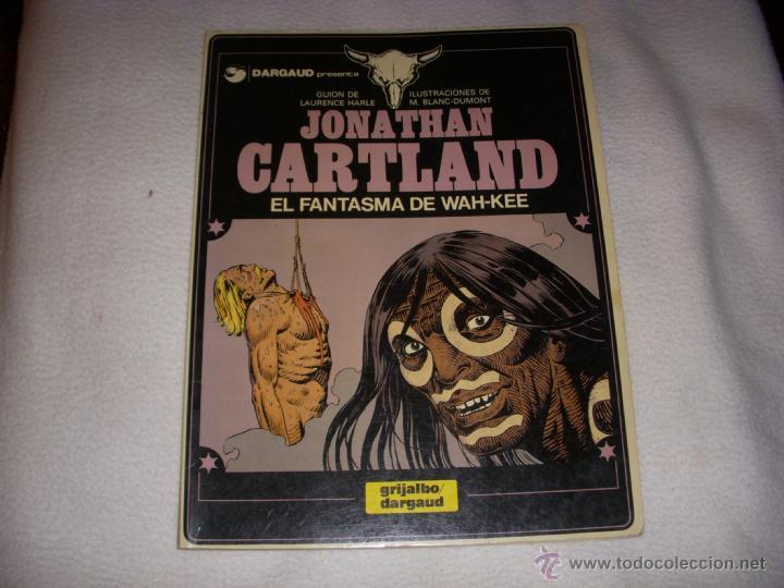 JONATHAN CARTLAND Nº 2, RÚSTICA, EDITORIAL GRIJALBO (Tebeos y Comics - Grijalbo - Otros)