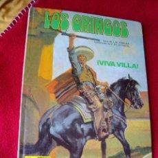 Cómics: COMIC : LOS GRINGOS VIVA VILLA - GRIJALBO 1981 -. Lote 40707556