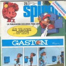Comics: SPIROU ARDILLA. Nº 26. Lote 40715034