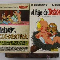 Cómics: 4133- COLECCION DE 28 COMIX DE ASTERIX, VARIAS EDITORIALES Y TITULOS. AÑOS 60/80. . Lote 40890651