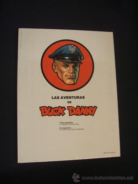 Cómics: LAS AVENTURAS DE BUCK DANNY - Nº 41 - MISION APOCALIPSIS - GRIJALBO - - Foto 3 - 40966537