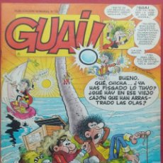 Cómics: GUAI! Nº 10 S - ASTERIX - SNOOPY - GARFIELD - LUCKY LUKE. Lote 40975905