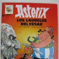 Cómics: ASTÉRIX - Nº 18 - LOS LAURELES DEL CÉSAR - GOSCINNY - UDERZO - GRIJALBO - AÑO 1989.. Lote 40991154