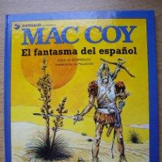 Cómics: MAC COY. EL FANTASMA DEL ESPAÑOL. Nº 16. ANTONIO HERNANDEZ PALACIOS. GOURMELEN. Lote 57872486