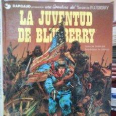 Cómics: 1980 LA JUVENTUD DE BLUEBERRY - CHARLIE - DARGAUD. Lote 41261436