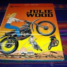 Cómics: JULIE WOOD Nº 1. LOS HERMANOS WOOD. GRIJALBO 1976. REGALO Nº 3. BUEN ESTADO Y DIFÍCIL. Lote 41316820