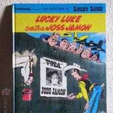 Cómics: LUCKY LUKE CONTRA JOSS JAMON. Nº. 46. GRIJALBO/DARGAUD.1991.TAPA DURA.. Lote 35469666