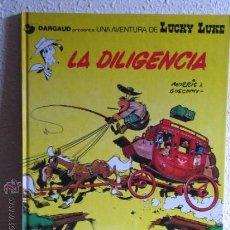 Cómics: LA DILIGENCIA. LUCKY LUKE. GRIJALBO.. Lote 36035321