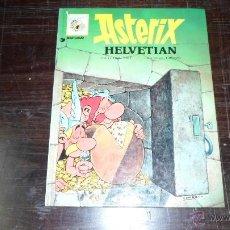 Cómics: ASTERIX OBELIX, ASTERIX HELVETIAN, ELKAR, 1992. Lote 41411040