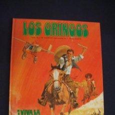 Cómics: LOS GRINGOS - VIVA LA REVOLUCION - GRIJALBO -. Lote 41413724