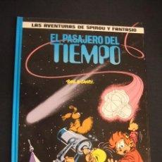 Cómics: LAS AVENTURAS DE SPIROU Y FANTASIO - Nº 22 - EL PASAJERO DEL TIEMPO - GRIJALBO -. Lote 41414459
