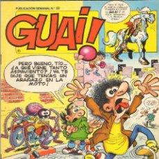 Cómics: TEBEOS-COMICS CANDY - GUAI - Nº 22 - EDICIONES JUNIOR - 1986 - *AA99. Lote 41527909