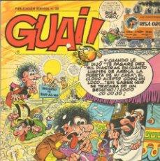 Cómics: TEBEOS-COMICS CANDY - GUAI - Nº 33 - EDICIONES JUNIOR - 1986 - *AA99. Lote 41527950