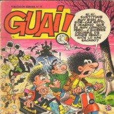 Cómics: TEBEOS-COMICS CANDY - GUAI - Nº 41 - EDICIONES JUNIOR - 1986 - *AA99. Lote 41527963