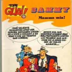 Cómics: TEBEOS-COMICS CANDY - TOPE GUAI - Nº 8 - JUNIOR - 1987 - 1ª EDICION - *CC99. Lote 41688294