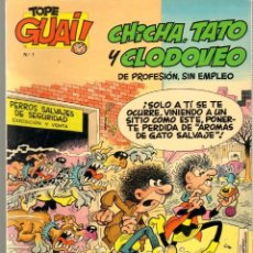 Cómics: TEBEOS-COMICS CANDY - TOPE GUAI - Nº 1 - JUNIOR - 1986 - 1ª EDICION - *AA99. Lote 41688310