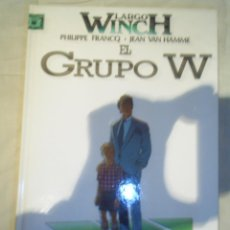Comics - Largo Winch: 'El grupo W' - 42091235