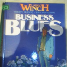 Cómics: LARGO WINCH: 'BUSINESS BLUES'. Lote 42091434