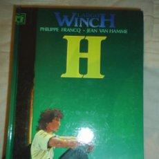 Cómics: LARGO WINCH: 'H'. Lote 42091526
