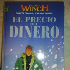 Cómics: LARGO WINCH: 'EL PRECIO DEL DINERO'. Lote 42091623