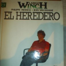 Cómics: LARGO WINCH 'EL HEREDERO'. Lote 42091865