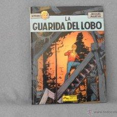 Cómics: LA GUARIDA DEL LOBO . Lote 42138572