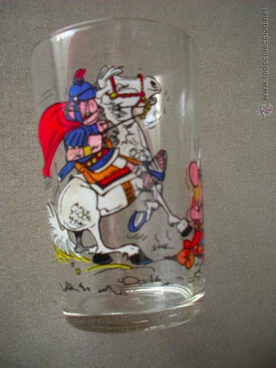 Cómics: asterix, vaso año 1968 - Foto 2 - 42320463