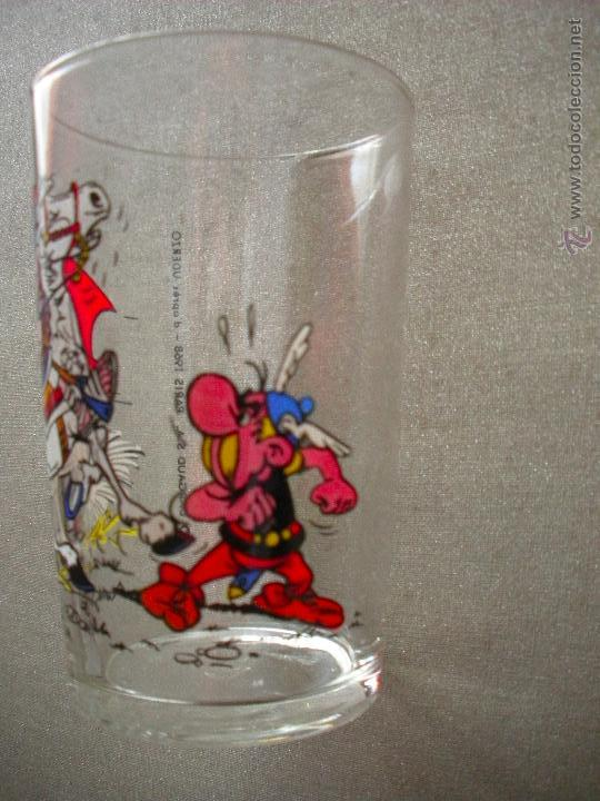Cómics: asterix, vaso año 1968 - Foto 3 - 42320463