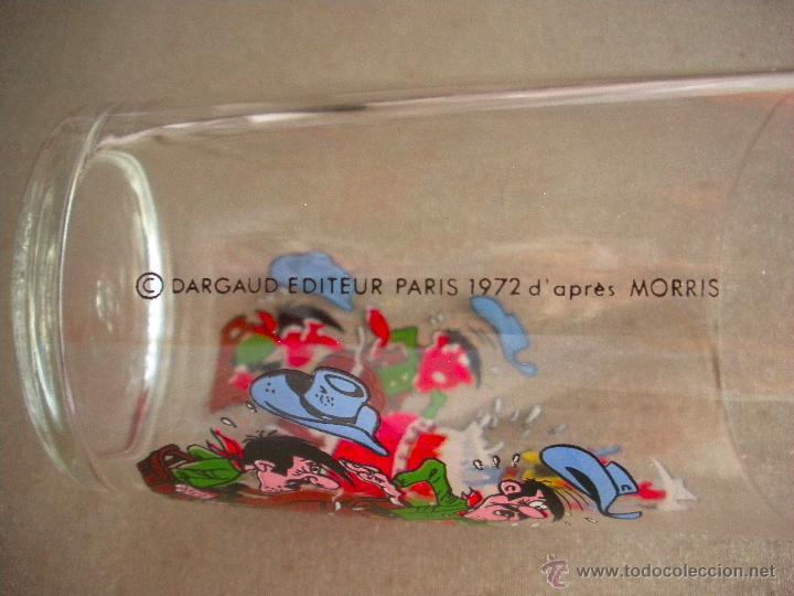 Cómics: lucky luke, vaso año 1972 - Foto 2 - 42326645