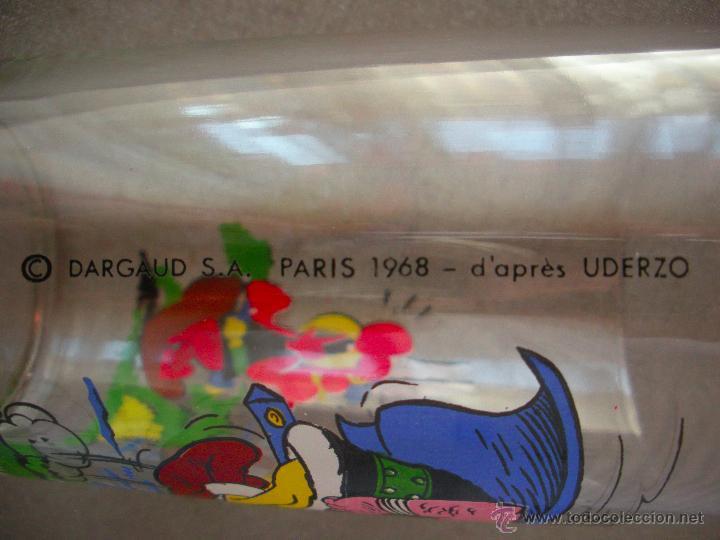 Cómics: asterix, vaso año 1968 - Foto 2 - 42326712