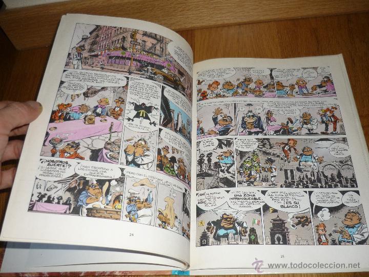 Cómics: SPIROU EN NUEVA YORK TOME Y JANRY - GRIJALBO AÑO 1987 BUEN ESTADO - Foto 3 - 42357762