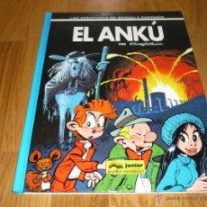 Cómics: SPIROU Y FANTASIO Nº 39 EL ANKÚ. GRIJALBO 1995. BUEN ESTADO Y MUY DIFÍCIL!!!!! B.E.. Lote 42357990