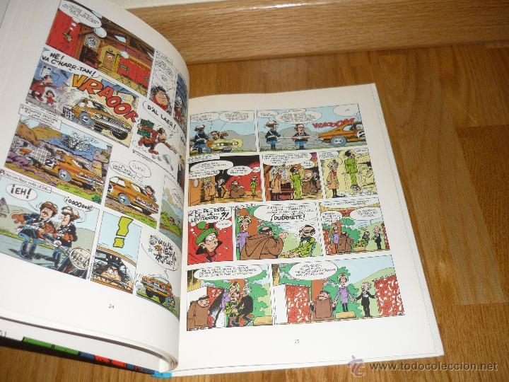 Cómics: SPIROU Y FANTASIO Nº 39 EL ANKÚ. GRIJALBO 1995. BUEN ESTADO Y MUY DIFÍCIL!!!!! B.E. - Foto 4 - 42357990