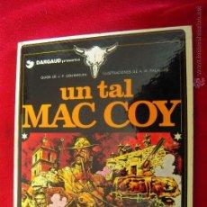 Cómics: MAC COY Nº 2 - UN TAL MAC COY - A.H.PALACIOS - CARTONE. Lote 42703490
