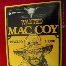 Cómics: MAC COY Nº 5 - WANTED MAC COY - A.H.PALACIOS - CARTONE. Lote 43705138