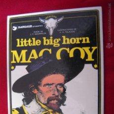 Cómics: MAC COY Nº 8 - LITTLE BIG HORN - A.H.PALACIOS - CARTONE. Lote 42703686