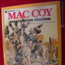 Cómics: MAC COY Nº 15 MESCALESROS STATION - A.H.PALACIOS - CARTONE. Lote 42703877