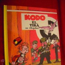 Comics : SPIROU 40 - KODO EL TIRA - FOURNIER - CARTONE - EN CATALAN. Lote 42725501