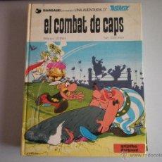 Cómics: ASTERIX - EL - COMBAT - DE - CAPS - . Lote 42814689