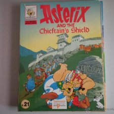 Cómics: ASTERIX - AND - THE - CHIETAINS - SHIELO --. Lote 42814731
