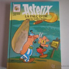 Cómics: ASTERIX - LA - FALÇ - D.OR -. Lote 42815844