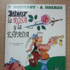 Cómics: ASTERIX #29 LA ROSA Y LA ESPADA CARTONE. Lote 42832656