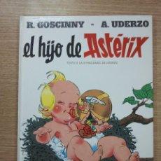 Cómics: ASTERIX #27 EL HIJO DE ASTERIX CARTONE. Lote 154203792