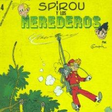 Cómics: SPIROU Y LOS HEREDEROS. SEPP MUNDIS, 1980. SERIE COLECCIONISTA 4 . Lote 42994373