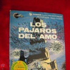 Cómics: VALERIAN 4 - LOS PAJAROS DEL AMO - CHRISTIAN & MEZIERES - CARTONE. Lote 43000859