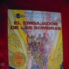 Cómics: VALERIAN 5 - EL EMBAJADOR DE LAS SOMBRAS - CHRISTIAN & MEZIERES - CARTONE. Lote 98345398